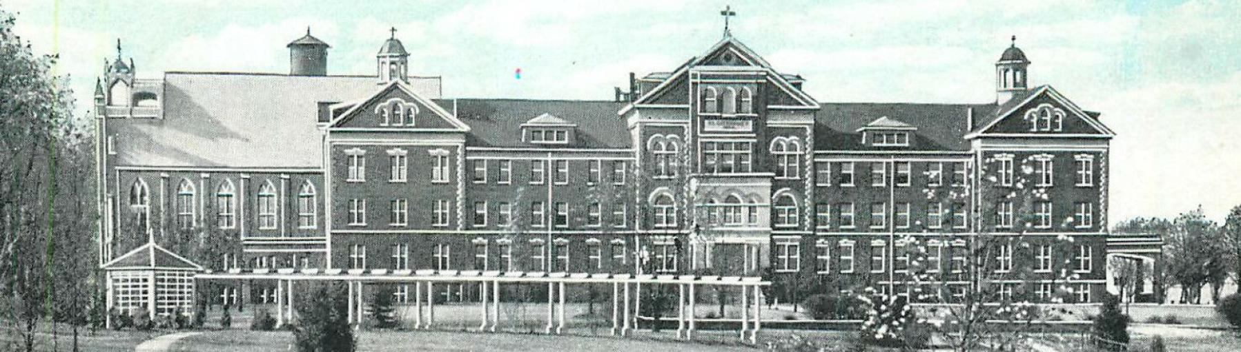 St> Catharine of Siena Convent, Springfield, KY