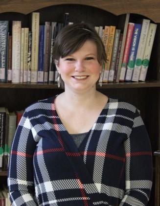 Graduate History Curatorial Fellow Katelyn Kuchler